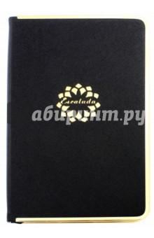 """Ежедневник недатированный """"Кросс"""" (192 страниц, твердая обложка, черный) (35905-20)"""