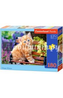 """Puzzle-180 """"Рыжий котенок"""" (В-018178)"""