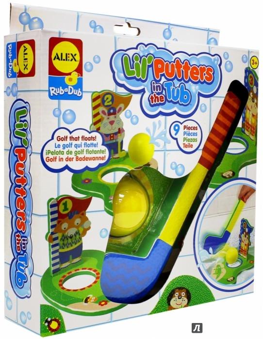 """Иллюстрация 1 из 2 для Игрушка для ванны """"Гольф"""" (691W)   Лабиринт - игрушки. Источник: Лабиринт"""