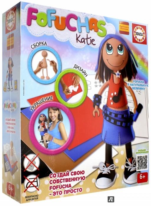 """Иллюстрация 1 из 2 для Набор для творчества. Кукла Fofucha """"Кати"""" (16449)   Лабиринт - игрушки. Источник: Лабиринт"""