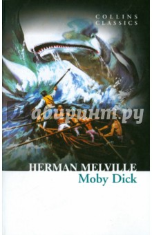 Moby DickХудожественная литература на англ. языке<br>HarperCollins is proud to present its incredible range of best-loved, essential classics. The young sailor Ishmael befriends a tattooed Polynesian harpooner named Queequeg, and finds himself aboard the Pequod, which is captained by the obsessive Captain Ahab. Not long after the voyage has begun, Ahab tells the crew about his secret plot to hunt down the whale that crippled him on a previous voyage, Moby Dick. The crew of the Pequod are also after as much sperm oil as their ship can carry, and the account of the crew s years-long pursuit of the White Whale is interspersed with detailed and encyclopaedic descriptions of a whaler s life. Melville unites narrative virtuosity with a lifetime of sailing experience in perhaps the single most important classic of American literature.<br>