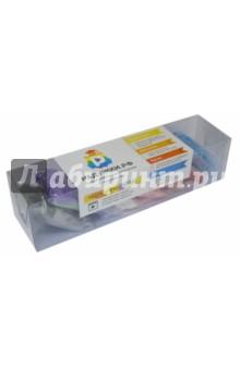 ФОТО Большой комплект дополнительных резиночек №7 (7 цветов, 2100 штук) (116466)