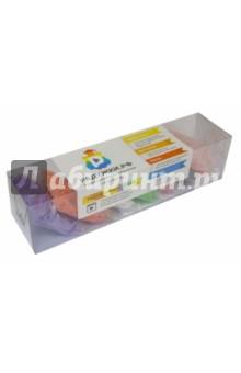 Большой комплект дополнительных резиночек №9 (7 цветов, 2100 штук) (116468)
