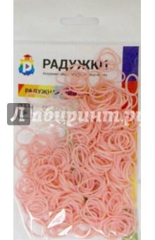 Комплект дополнительных резиночек №51 (светло-розовый, 300 штук)
