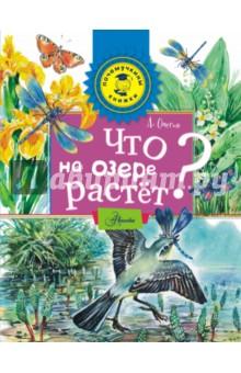 Что на озере растет?Животный и растительный мир<br>Книга замечательного писателя-натуралиста Анатолия Сергеевича Онегова поближе познакомит тебя с растениями, которые ты наверняка встречал на берегу озера. Ты узнаешь об опасной траве осоке, о растении с удивительным названием рдест, о том, как же на самом деле выглядит камыш. И ещё о многих других интересных, красивых и полезных растениях тебе расскажет эта книга. <br>Для младшего школьного возраста.<br>