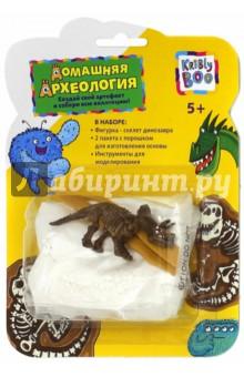 Набор Раскопки (62040)Наборы для опытов<br>Набор Раскопки.<br>Создай свой артефакт и собери всю коллекцию!<br>В наборе: фигурка - скелет динозавра, 2 пакета с порошком для изготовления основы, инструменты для моделирования.<br>Изготовлено из пластмассы, гипсового порошка.<br>Для детей старше 5-ти лет. Содержит мелкие детали.<br>Сделано в Тайване (Китае).<br>