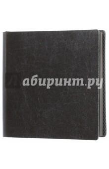 Ежедневник-мини недатированный А6-, Пристин, черный (39766-30) Феникс+