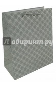 Пакет подарочный ламинированный LPremium (3034), 264 х 327 х 136 мм.