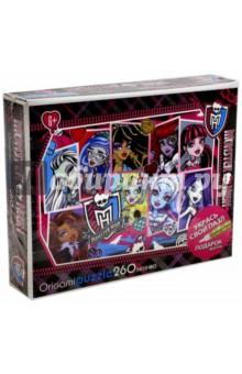 Monster High. Пазл 260 деталей (05498)