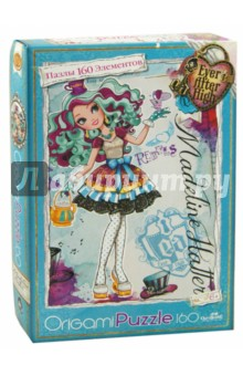 Пазл Ever After High, Madeline Hatter. 160 элементов (00659)