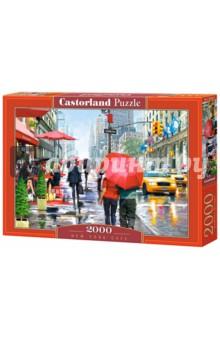 Puzzle-2000 Кафе, Нью-Йорк (C-200542)Пазлы (2000 элементов и более)<br>Пазл-мозаика.<br>2000 элементов.<br>Размер картинки: 92 х 68 см.<br>Материал: картон.<br>Упаковка: картонная коробка.<br>Сделано в Польше.<br>
