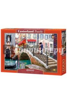 Puzzle-2000 Мост, Венеция (C-200559)Пазлы (2000 элементов и более)<br>Пазл-мозаика.<br>2000 элементов.<br>Размер картинки: 92 х 68 см.<br>Материал: картон.<br>Упаковка: картонная коробка.<br>Сделано в Польше.<br>
