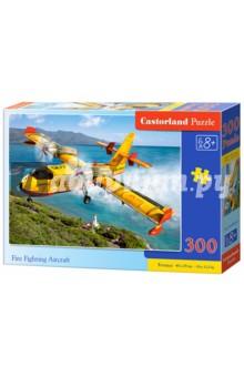 Puzzle-300 Самолет (В-030026)Пазлы (200-360 элементов)<br>Пазл-мозаика.<br>300 элементов.<br>Размер картинки: 40 х 29 см.<br>Материал: картон.<br>Упаковка: картонная коробка.<br>Для детей от 8 лет.<br>Сделано в Польше.<br>