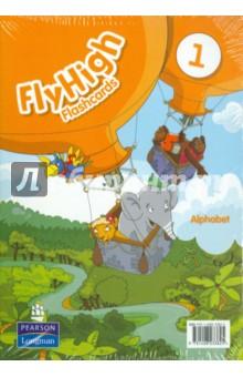 Fly High. Level 1. Alphabet Flashcards