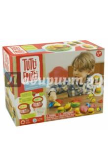 Набор массы для лепки Гамбургеры (14809)Наборы для лепки с игровыми элементами<br>Набор для лепки Гамбургеры Tutti-Frutti Bojeux  - потрясающий набор для творчества, который не оставит равнодушным ни одного ребенка! Масса для лепки Tutti-Frutti - это идеальная масса для лепки, которая доставит много радости малышу от игры, моделирования и лепки восхитительных фигурок! Ведь масса для лепки Тутти Фрутти, пахнет как настоящие фрукты! Набор для лепки Гамбургеры Tutti-Frutti состоит из баночек с массой для лепки - масса с ароматом ананаса, клубники, шоколада и зеленого яблока, а также множества аксессуаров, с которыми каждый малыш сможет стать настоящим мастером и приготовить  различные виды гамбургеров. Такое разнообразие, несомненно, подарит ощущение яркого летнего дня в любое время года! Но не беспокойтесь! Малыш не захочет съесть массу для лепки Tutti-Frutti Bojeux, ведь она очень соленая на вкус! <br>В комплекте:  3 баночки с пластилином по 75г, пластиковые формы.<br>Возраст: от 2-х лет<br>Состав: мука, кукурузный крахмал, стабилизатор, вода, соль, пищевые красители и ароматизаторы <br>Масса очень мягкая, не липнет к пальцам, не оставляет пятен, не рассыхается и легко восстанавливается водой.<br>Масса имеет натуральные ароматы.<br>Только натуральные ароматизаторы и гипоалергенные составные части!<br>Благодаря запатентованной формуле масса для лепки восстанавливается водой, смешивается, создавая новые оттенки.<br>Чтобы масса для лепки восстановила свои свойства, после использования поместить в ее баночку, налить немного воды и оставить на сутки. После этого она опят мягкая и готова к использовнию<br>Масса имеет неприятный вкус, который не понравится маленьким исследователям, не оставляет жирных пятен и хорошо отмывается.<br>Масса изготовлена на водной основе и является безопасной для ребенка.<br>Способствует развитию:<br>мелкой моторики,<br>представлению о предметах и явлениях окружающего мира,<br>воображения,<br>творческих способностей,<br>художественных способносте
