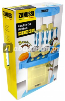 Электронная мобильная кухня (1680865.00) Halsall Toys International