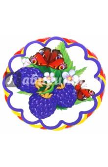"""Комплект украшений для стен """"Фрукты и ягоды"""", 10 шт. (КМ-8742) Сфера"""