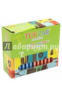 Мелки швейные цветные, 12 штук (TZ 7963) TUKZAR