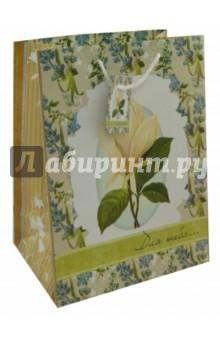 """Пакет бумажный 26*32,4*12,7 """"Летние цветы"""" (39667) Феникс-Презент"""