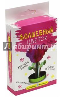 """Волшебные кристаллы """"Розовый цветок"""" (CD-133) Bumbaram"""