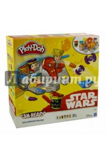 "������� ����� ""Star Wars. ������������ �����"" Play-Doh (B0002) Hasbro"