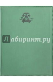 Телефонная книга Виннер (зеленая, 190х250 мм, 176 страниц) (30451-10)Телефонные книги большие (формат А5 и более)<br>Телефонная книга.<br>С алфавитной вырубкой.<br>Количество страниц: 176.<br>Формат: 190х250 мм.<br>Бумага: офсет.<br>Крепление: книжное (прошивка).<br>Линовка: линия. <br>Пухлая обложка.<br>Сделано в Индии.<br>