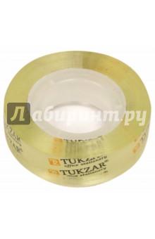 Скотч канцелярский (ширина 15 мм) (TZ 7580) TUKZAR