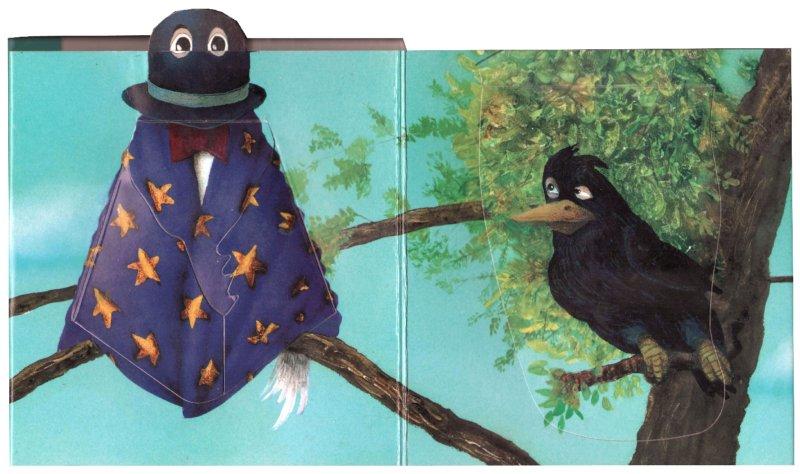 Иллюстрация 1 из 16 для Веселые вороны/раскладушка | Лабиринт - книги. Источник: Лабиринт