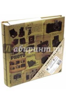 """Фотоальбом """"Винтажные фотоаппараты"""" (41269) Феникс-Презент"""