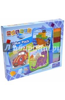 Мозаика для мальчиков 3 в 1 (FM1406)