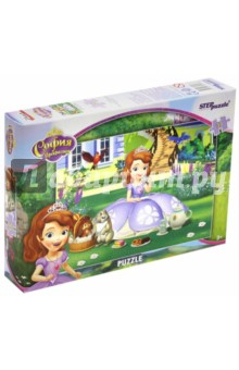 "Step-Puzzle-35 ""Disney. Принцесса София"" (91133) Степ Пазл"