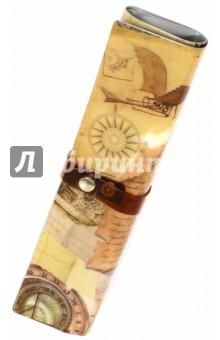 Пенал-органайзер Путешествие (41033)Пеналы-тубусы<br>Пенал-органайзер Путешествие.<br>Предназначен для хранения мелких предметов. <br>Изготовлен из ПВХ. Без наполнения.<br>Сделано в Китае.<br>