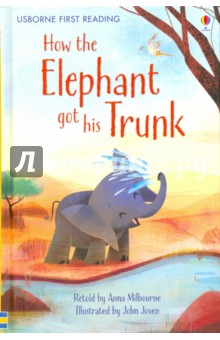 How the Elephant Got His TrunkElephants didnt always have long trunks - that is, until one day when the elephants child could contain his curiosity no longer, stepping closer than he should have to Crocodile...<br>A charming, illustrated retelling of one of Rudyard Kiplings Just So Stories, specially rewritten for children who are learning to read.<br>With puzzles and answers at the back of the book.<br>