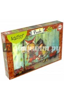 Пазл-500 Адель, Кетто (16740)Пазлы (400-600 элементов)<br>Пазл-мозаика.<br>500 элементов.<br>Размер собранной картинки 48 х 34 см.<br>Материал: картон.<br>Упаковка: картонная коробка.<br>Сделано в Испании.<br>