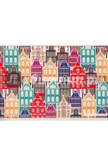 """Альбом для рисования """"Разноцветные домики"""" (40 листов) (А2Л401352) Эксмо-Канц"""