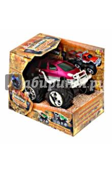 Джип высокоскоростной инерционный (C-00173/WC-F8298)Машины-игрушки<br>Высокоскоростной инерционный джип с легкостью преодолевает препятствия благодаря рессорам и мощным вездеходным колесам.<br>Материал: пластмасса.<br>Упаковка: картонная коробка.<br>Для детей от 3 лет.<br>Сделано в Китае.<br>