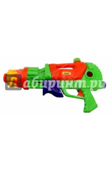 Водный пистолет с помпой и трещоткой (Т80377) Тилибом