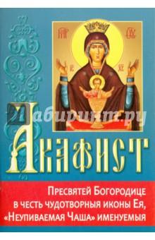 Акафист Пресвятей Богородице Неупиваемая Чаша