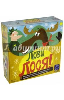 """Карточная игра """"Лови лося!"""" (MAG05032)"""