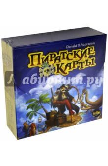 """Карточная игра """"Пиратские карты"""" (MAG05264)"""