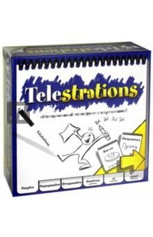 """Настольная игра """"Сломанный телефон"""" (Telestrations) (MAG00382)"""