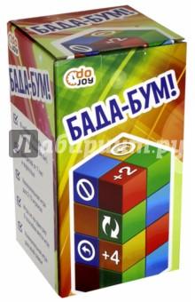 "Настольная игра ""Бада-Бум"" (DJ-BG04)"