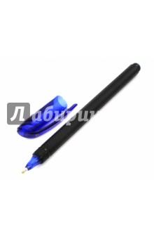 Ручка гелевая синяя, 0,7 мм (BL417-С)Ручки гелевые простые синие<br>Ручка гелевая.<br>Пластиковый корпус.<br>Цвет чернил: синий.<br>Пишущий узел: 0,7 мм.<br>Сделано в Индии.<br>