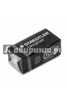 Ластик Rasoplast B40, черный. 33x16x13 мм. (526B40-9) STAEDTLER