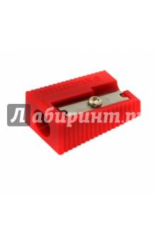 Точилка пластиковая на 1 диаметр (цвета корпуса в ассортименте) STAEDTLER