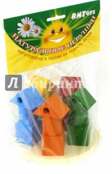 Пирамидка Башенки цветные (Д-672)Пирамидки, сортеры и стучалки<br>Пирамидка.<br>Цель игры: развитие навыков классификации предметов по цвету, количественный счет.<br>Комплектность: 1 деревянная подставка, 15 цветных геометрических деталей.<br>Материал: дерево.<br>Упаковка: пакет с подвесом.<br>Для детей от 3 лет.<br>Сделано в России.<br>
