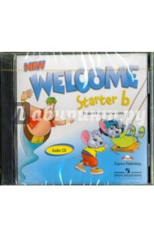 Welcome. Starter b. Beginner (CD)Изучение иностранного языка<br>Аудиоприложение к учебному курсу Welcome. Starter b для начинающих.<br>