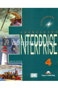 Enterprise 4. Students Book. Intermediate. УчебникАнглийский язык<br>Enterprise 4: Intermediate is the fourth of a four-level English course It consists of four modules and is specially designed to motivate and involve students in effective learning. The course provide; systematic preparation for all the skills required for successfu communication both in written and spoken form. Key Features: Extensive practice of listening, reading, speaking and writing skills Reading Sections consisting of cross-cultural topics that stimulate students interest; Vocabulary Practice Sections which help students understand and use the vocabulary in the reading text; Language Development Sections which build up students knowledge of the topics under discussion through a variety of tasks; Grammar/Use of English Sections which thoroughly revise the major grammar areas; Listening and Speaking Tasks Sections which motivate students to understand and use the language successfully; Writing Sections which present useful writing...<br>