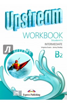 Upstream Intermediate B2. Workbook StudentsАнглийский язык<br>Upstream Intermediate B2 is a modular secondary-level course for learners of the English language at post-intermediate level appropriate for the revised ESOL Cambridge Examinations or any other examinations at the same level of difficulty. The series combines active English learning with a variety of lively topics presented in themed units Key Features theme-based units from a wide variety of sources in five modules a variety of cross-cultural topics systematic development of all four language skills through realistic challenging tasks which encourage the learner?s personal engagement lexical exercises practising and activating all essential vocabulary including collocations, idioms, phrasal verbs and word formation a variety of authentic stimulating reading and listening tasks realistic, stimulating dialogues featuring people in everyday situations grammar sections covering all major grammatical areas plus a Grammar Reference Section composition analysis and practice on all types of writing with full models a wide range of speaking activities intonation &amp;amp; pronunciation sections Culture Clips Literature pages<br>
