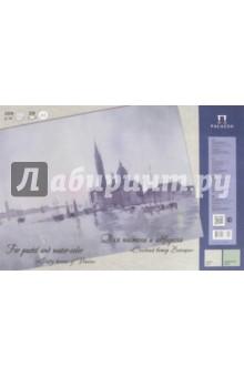 Планшет для пастели и акварели Соленый ветер Венеции, 20 листов, А3 (ПЛ-6457)Альбомы/папки для профессионального рисования<br>Планшет для пастели и акварели Соленый ветер Венеции.<br>Формат: А3<br>Количество листов: 20 (c картонной подложкой)<br>Внутренний блок: бумага рисовальная тонированная в массе, 2 цвета, плотность 200 г/м2.<br>Крепление: склейка.<br>Произведено в России.<br>